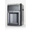 Global Water Hot, Cold, and Room Temperature Countertop Water Cooler in Silver