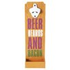Wall Mounted Wood Magnetic Bottle Opener