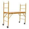 """UST UST 6.25' H x 12""""W x 73"""" D Steel Multi-Purpose Scaffolding with 375 lb. Load Capacity Type 2A Duty Rating"""