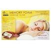 Home Innovations Memory Foam Contour Standard Pillow