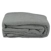 LCM Home Fashions All-Season Thermal Cotton Blanket