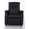 Mochi Furniture PU Leather Comfortable Kids Recliner