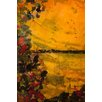 Marmont Hill Vernal Tide-Art Print on Premium Canvas