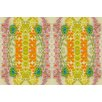 Marmont Hill Snapdragons Textile Painting Print on Wrapped Canvas