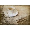 Marmont Hill Coffee Drink by Irena Orlov Painting Print on Wrapped Canvas