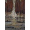 Marmont Hill Wild Wood II by Michael Woodward Painting Print on Wrapped Canvas