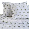 Panama Jack Home Palm Tree 300 Thread Count Cotton Sheet Set