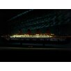 """Handcrafted Nautical Decor RMS Titanic 40"""" Limited Model Cruise Ship with LED Lights"""