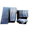 Colonial Textiles Yarn Dyed Jacquard 6 Piece Towel Set