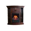 Stonegate Wessex Corner Curio Electric Fireplace