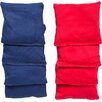 Tailgate360 High Quality Bean Bags (Set of 8)