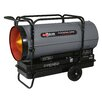 Dyna-Glo 650,000 BTU Portable Kerosene Forced Air Utility Heater with Built in Diagnostic and Flat-Free Wheels