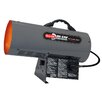 Dyna-Glo 40,000 BTU Portable Propane Forced Air Utility Heater with Continuous Electronic Ignition