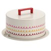 Serveware Metal Cake Carrier