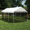 ShelterLogic Screen 10 Ft. W x 20 Ft. D Canopy Kit