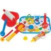 Gowi Toys Austria 17 Piece Baking Set