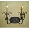 Laura Lee Designs Varese Double Wall Sconce