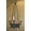 Laura Lee Designs Cortona 3 Light Chandelier