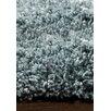 Kalora Maroq Sky Blue Solid Area Rug