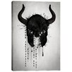 Cortesi Home Northmen by Nicklas Gustafsson Graphic Art on Wrapped Canvas