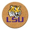 Thirstystone Louisiana State University Cork Collegiate Coaster Set (Set of 6)