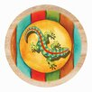 Thirstystone Southwest Gecko Coaster (Set of 4)