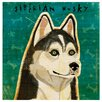 Thirstystone Siberian Husky Occasions Coasters Set (Set of 4)