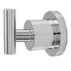 Kingston Brass Concord Wall Mounted Robe Hook