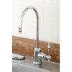 Kingston Brass Naples Gourmetier Single Handle Water Filtration Faucet
