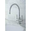 Kingston Brass Concord Double Handle Vessel Sink Faucet