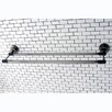 "Kingston Brass Water Onyx 24"" Wall Mounted Towel Bar"