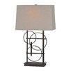 "Ren-Wil Aria 26"" H Table Lamp with Rectangular Shade"