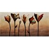 Ren-Wil Elegance by Stephane Fontaine Painting Print on Wrapped Canvas