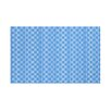 e by design Read Between The Lines Geometric Print Throw Blanket