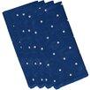 e by design Hang Ten Dorothy Dot Geometric Napkin (Set of 4)