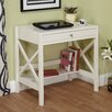 TMS Writing Desk in Antique White