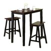 TMS Jacob Breakfast 3 Piece Dining Set