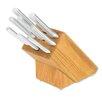 Rada Cutlery 9 Piece Colossal Oak Block with Knife Set