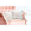 Amrapur Overseas Inc. Shabby 2 Piece Cotton Throw Pillow