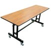 AmTab Manufacturing Corporation Rectangular Folding Table
