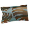Thumbprintz Tropical Leaf 4 Sham