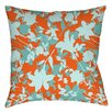 Thumbprintz Chloe Floral 5 Indoor/Outdoor Throw Pillow