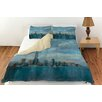 Thumbprintz Manhattan Tower of Hope Duvet Cover Collection