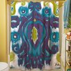 Thumbprintz Radiant Transitions Shower Curtain