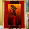 Thumbprintz African Beauty II Shower Curtain