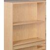 "Stevens ID Systems Library Starter Single Face Shelf 39"" Standard Bookcase"