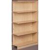 "Stevens ID Systems Library Adder Single Face Shelf 61"" Standard Bookcase"