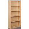 "Stevens ID Systems Library Starter Single Face Shelf 74"" Standard Bookcase"