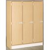 Stevens ID Systems 1 Tier 3 Wide Doors Locker
