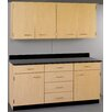 Stevens ID Systems 2 Drawer over Door / 4 Drawer